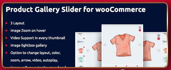 WooCommerce Product Gallery Slider