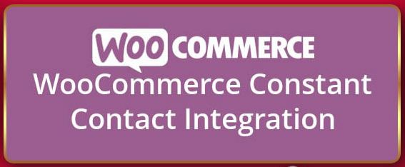 Constant Contact Integration for WooCommerce